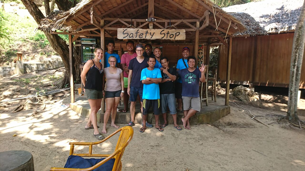 Bunaken dive course