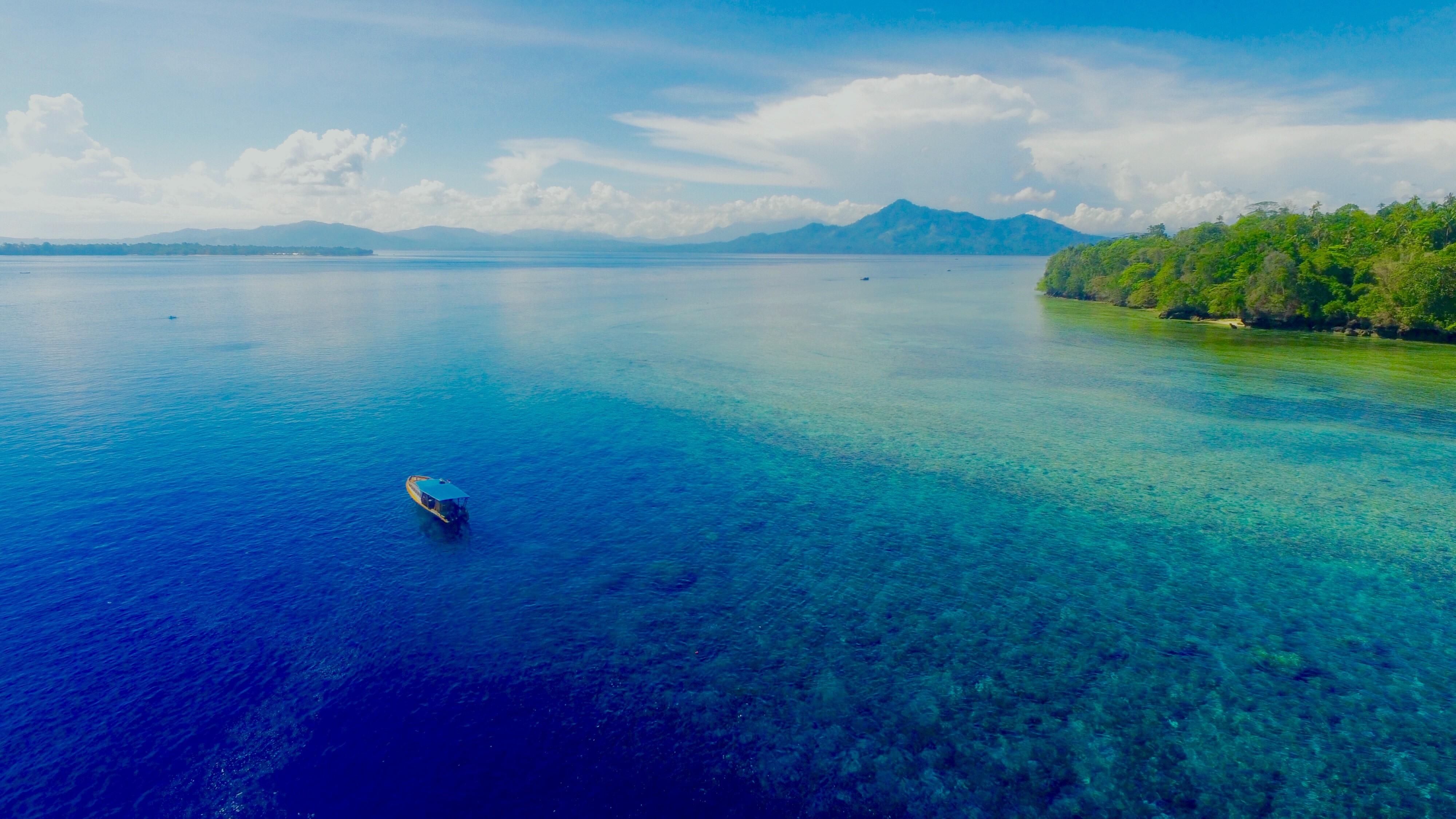 Bunaken dive sites